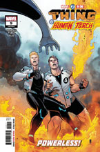 Image: Marvel Two-In-One #9 - Marvel Comics