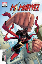 Image: Ms. Marvel #33 - Marvel Comics