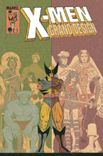 Image: X-Men: Grand Design - Second Genesis #2 - Marvel Comics