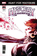 Image: Hunt for Wolverine: Mystery in Madripoor #4 - Marvel Comics
