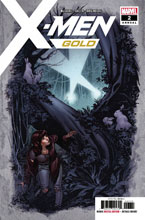 Image: X-Men Gold Annual #2  [2018] - Marvel Comics