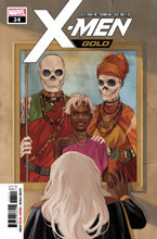 Image: X-Men Gold #34 - Marvel Comics