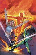 Image: X-23 #3 (variant Return of the Fantastic Four cover - Pacheco) - Marvel Comics