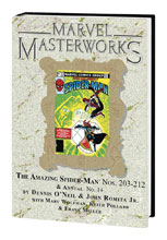 Image: Marvel Masterworks Vol. 268: The Amazing Spider-Man Nos. 203-212, Annual No. 14 HC  - Marvel Comics
