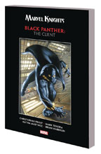 Image: Marvel Knights Black Panther by Priest & Texeira: The Client SC  - Marvel Comics