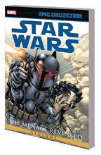 Image: Star Wars Legends Epic Collection: The Menace Revealed Vol. 01 SC  - Marvel Comics