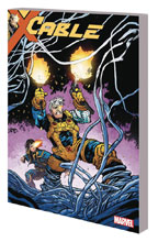 Image: Cable Vol. 03: Past Fears SC  - Marvel Comics