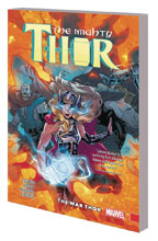 Image: Mighty Thor Vol. 04: The War Thor SC  - Marvel Comics