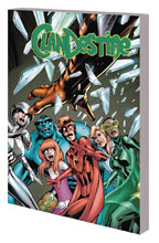 Image: Clandestine: Family Ties SC  - Marvel Comics