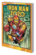Image: Iron Man 2020 SC  (new printing) - Marvel Comics
