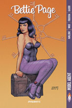 Image: Bettie Page Vol. 02: Model Agent SC  - Dynamite
