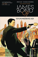 Image: James Bond: Hammerhead SC  - Dynamite