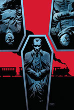 Image: Sherlock Holmes: The Vanishing Man #4 (cover B incentive - Cassaday virgin) (10-copy) - Dynamite