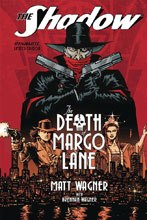 Image: Shadow: The Death of Margo Lane Limited Edition HC  - Dynamite