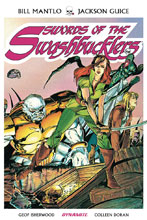 Image: Swords of the Swashbucklers SC  - Dynamite