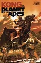 Image: Kong on the Planet of the Apes SC  - Boom! Studios