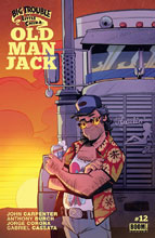 Image: Big Trouble in Little China: Old Man Jack #12 - Boom! Studios