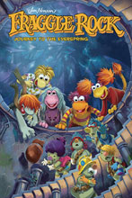 Image: Jim Henson's Fraggle Rock: Journey to the Everspring SC  - Boom Entertainment