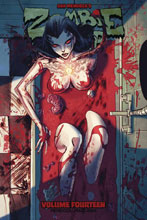 Image: Zombie Tramp Vol. 14: Redeemer Born SC  - Action Lab - Danger Zone