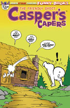 Image: Casper Capers #1 (variant Vintage cover - Kremer) - American Mythology Productions