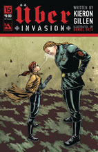 Image: Uber: Invasion #15 (variant cover - VIP Premium) - Avatar Press Inc