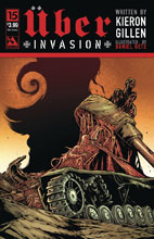 Image: Uber: Invasion #15 (variant cover - War Crimes) - Avatar Press Inc