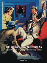Image: DC Comics Before Superman: Major Malcom Wheeler-Nicholson's Pulp Comics HC  - Hermes Press