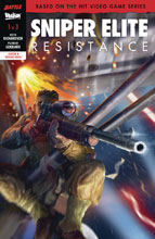 Image: Sniper Elite Resistance #1 (cover B - Groult) - Rebellion Developments Ltd