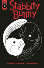 Image: Stabbity Bunny #7 - Scout Comics