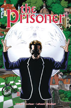 Image: Prisoner Vol. 01: The Uncertainty Machine SC  - Titan Comics