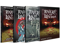 Image: Rivers of London Box Set Edition  - Titan Comics