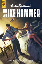 Image: Mickey Spillane's Mike Hammer #3 (cover A - Ronald) - Titan Comics