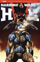 Image: Harbinger Wars 2 #4 (cover B - Suayan) - Valiant Entertainment LLC