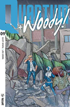 Image: Quantum and Woody [2018] #9 (cover C incentive - Eisma Interlocking) (20-copy) - Valiant Entertainment LLC