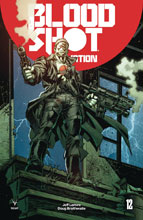 Image: Bloodshot Salvation #12 (cover C incentive - Bright) (20-copy) - Valiant Entertainment LLC