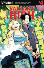 Image: Valiant High #4 (cover A - Lafuente) - Valiant Entertainment LLC