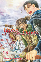 Image: Yona of the Dawn Vol. 13 GN  - Viz Media LLC