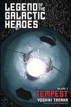 Image: Legend of the Galactic Heroes Vol. 07: Tempest SC  - Viz Media LLC