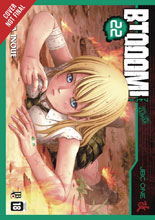 Image: Btooom Vol. 22 GN  - Yen Press