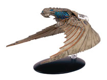 Image: Star Trek Discovery Official Starships Collection: Klingon Bird-of-Prey #4 - Eaglemoss Publications Ltd