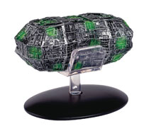 Image: Star Trek Official Starships Collection: Borg Probe #130 - Eaglemoss Publications Ltd