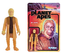Image: Planet of the Apes Reaction Action Figure: Doctor Zaius  - Super 7