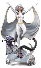 Image: Marvel Kotobukiya 1/6 Scale Danger Room Sessions Fine Art Statue: Storm  - Koto Inc.