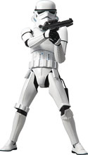 Image: Star Wars: A New Hope 1/6th Scale MDL Model Kit - Stormtrooper  - Bandai Hobby