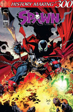 Image: Spawn #300 (cover C - Capullo) - Image Comics