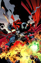 Image: Spawn #300 (cover D - Capullo virgin) - Image Comics