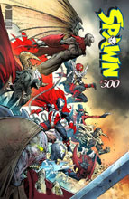 Image: Spawn #300 (cover H - Opena) - Image Comics
