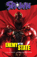 Image: Spawn: Enemy of the State SC  - Image Comics