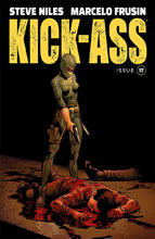 Image: Kick-Ass #17 (cover A - Frusin) - Image Comics