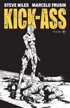 Image: Kick-Ass #17 (cover B - Frusin) - Image Comics